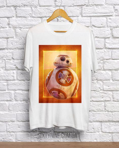 футболка bb-8